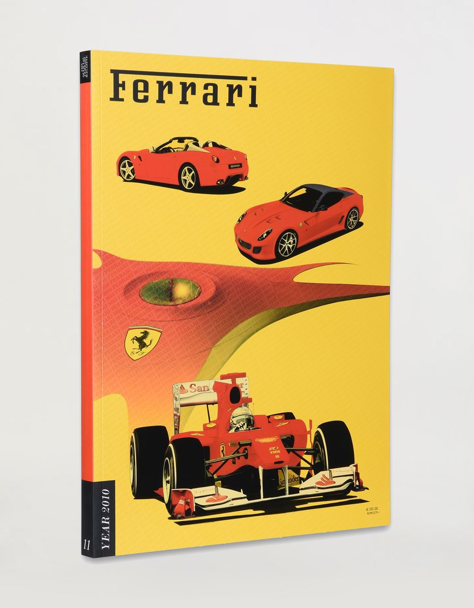 Scuderia Ferrari Online Store - Ferrari 2010 Yearbook - Yearbooks