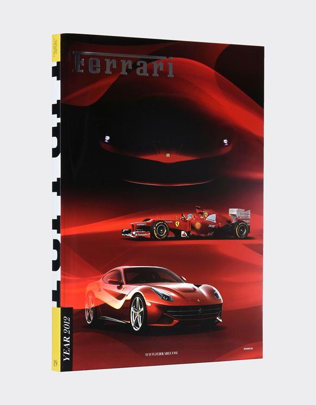Scuderia Ferrari Online Store - Ferrari 2012 Yearbook -