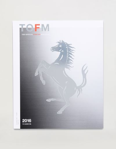 The Official Ferrari Magazine número 34 - Anuario 2016