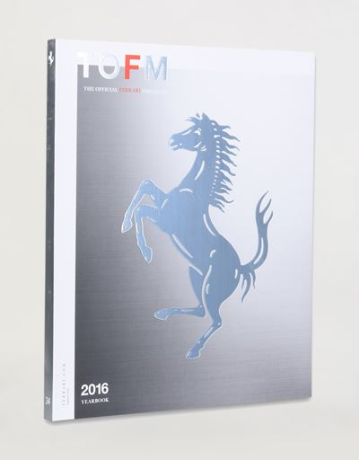 The Official Ferrari Magazine issue 34 - 2016 Yearbook