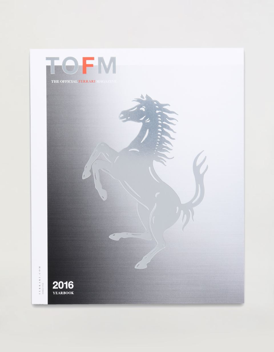 Scuderia Ferrari Online Store - The Official Ferrari Magazine number 34 - Yearbook 2016 - Yearbooks