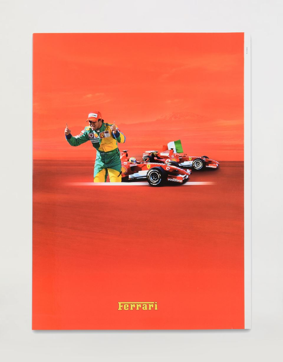 Scuderia Ferrari Online Store - Ferrari 2006 Yearbook - Yearbooks