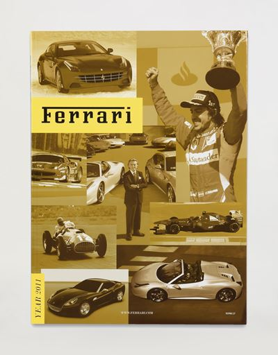 The Official Ferrari Magazine number 15 - Yearbook 2011