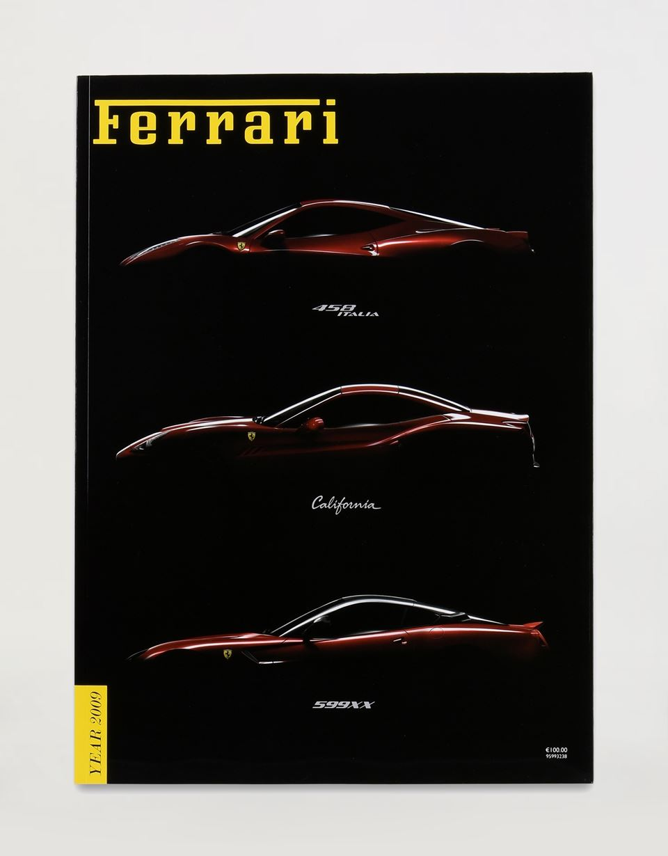 Scuderia Ferrari Online Store - Ferrari 2009 Yearbook - Yearbooks