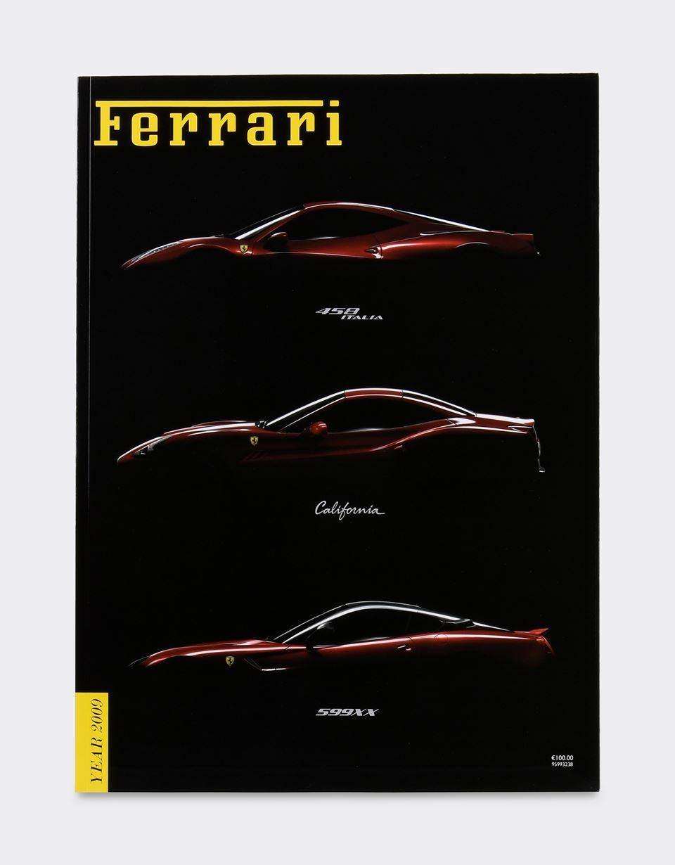 Scuderia Ferrari Online Store - The Official Ferrari Magazine number 7 - Yearbook 2009 - Yearbooks