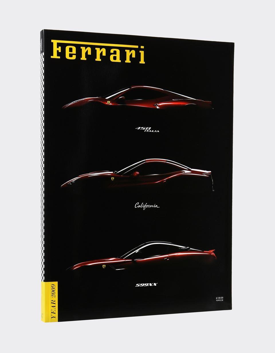 Scuderia Ferrari Online Store - The Official Ferrari Magazine issue 7 - 2009 Yearbook - Yearbooks