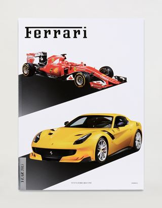Scuderia Ferrari Online Store - The Official Ferrari Magazine number 31 - Yearbook 2015 - Yearbooks