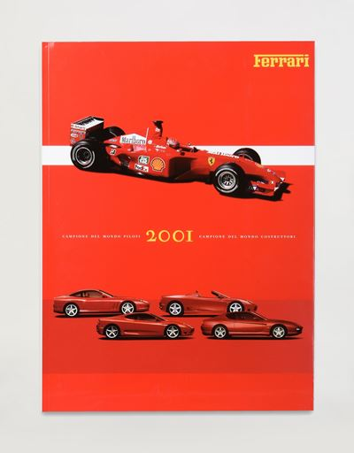 Ferrari 2001 Yearbook