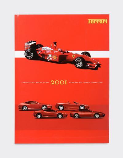 Annuario Ferrari 2001