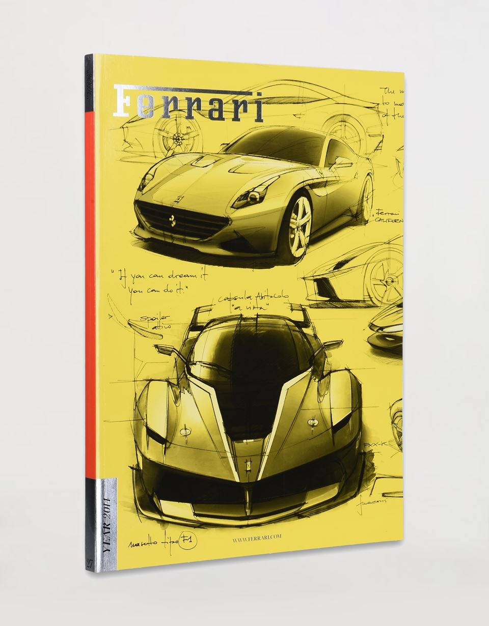 Scuderia Ferrari Online Store - Ferrari 2014 Yearbook - Yearbooks