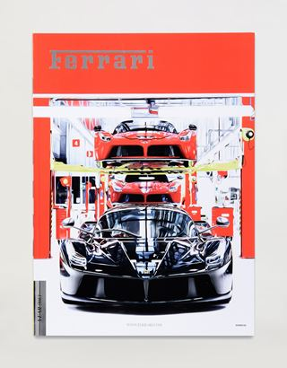 Scuderia Ferrari Online Store - The Official Ferrari Magazine issue 23 - 2013 Yearbook - Yearbooks
