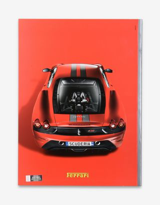 Scuderia Ferrari Online Store - Ferrari 2007 Yearbook - Yearbooks