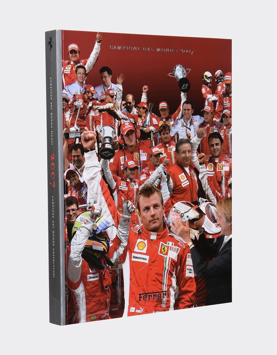 Scuderia Ferrari Online Store - Annuario Ferrari 2007 - Annuari