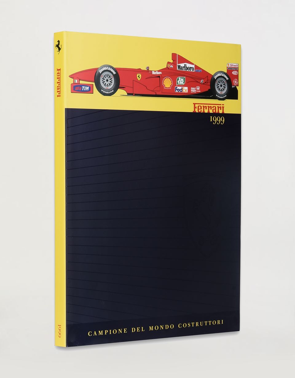 Scuderia Ferrari Online Store - Ferrari 1999 Yearbook - Yearbooks