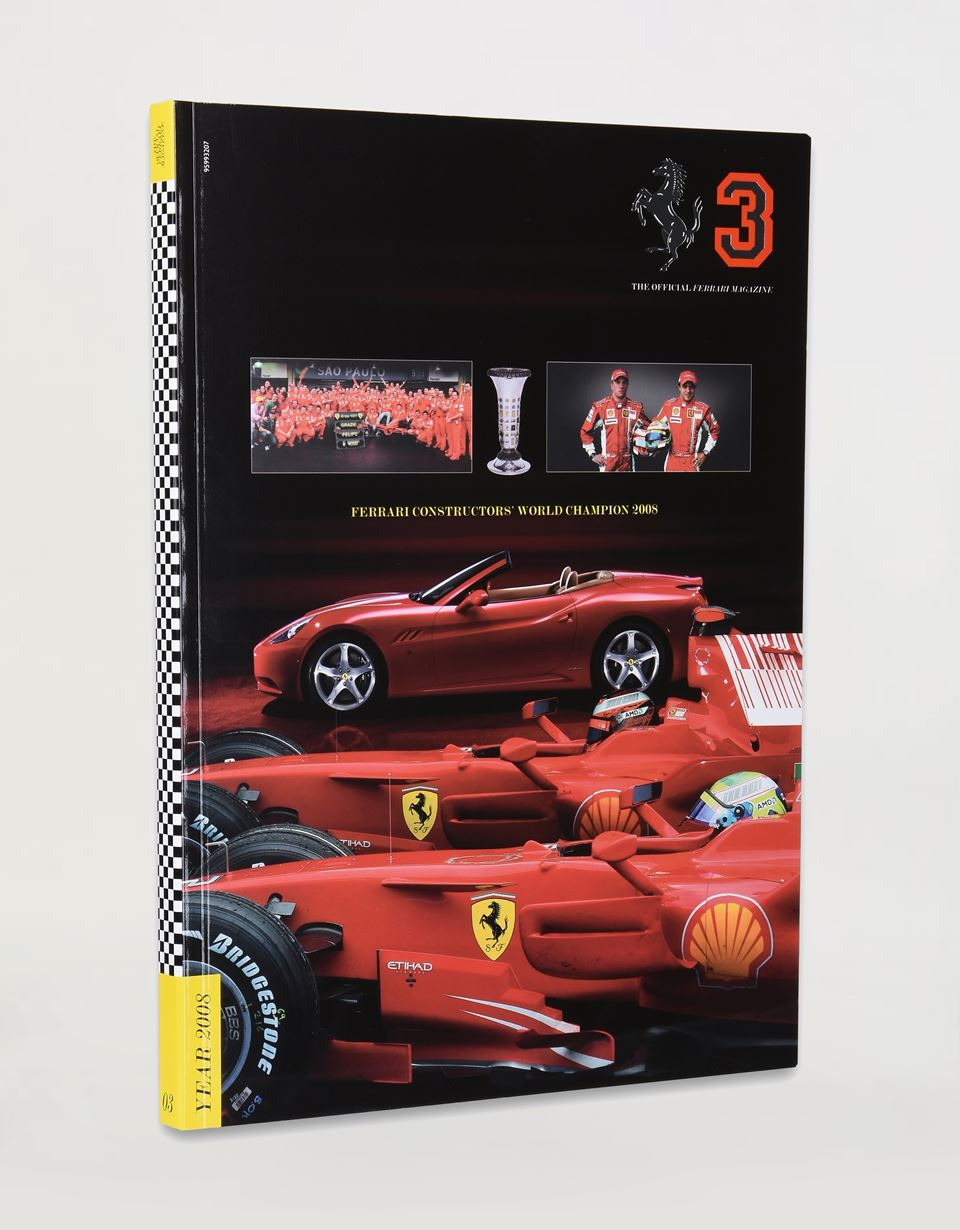 Scuderia Ferrari Online Store - Ferrari 2008 Yearbook - Yearbooks