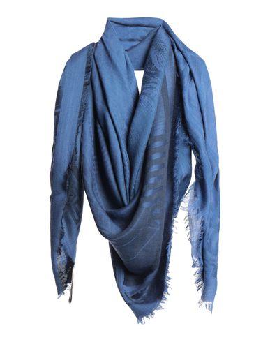 Фото - Женский платок  синего цвета