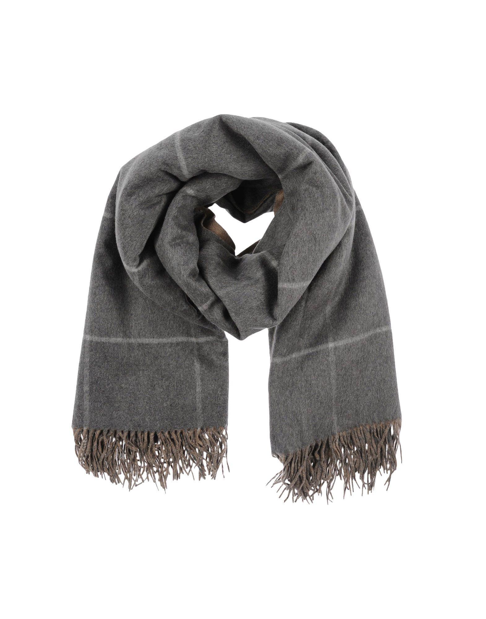ELEVENTY Шарф шарф eleventy серый