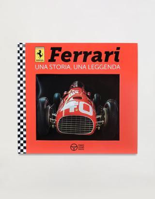 Scuderia Ferrari Online Store - Ferrari - eine Geschichte, eine Legende - Magazine & Sonstiges