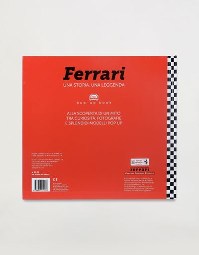 Scuderia Ferrari Online Store - Ferrari, the history of a legend - Magazines & Others