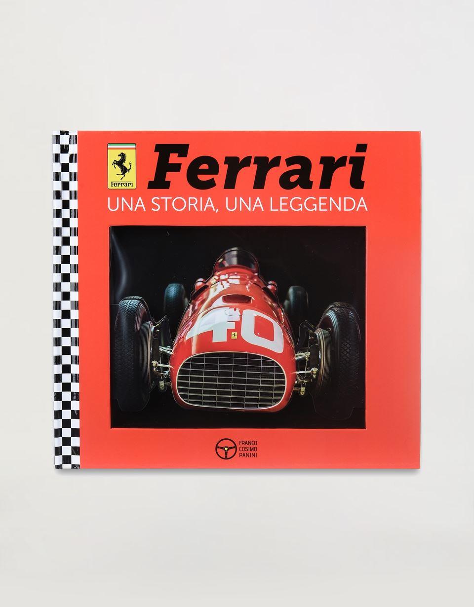 Scuderia Ferrari Online Store - Ferrari, une histoire et une légende - Magazines & Autres