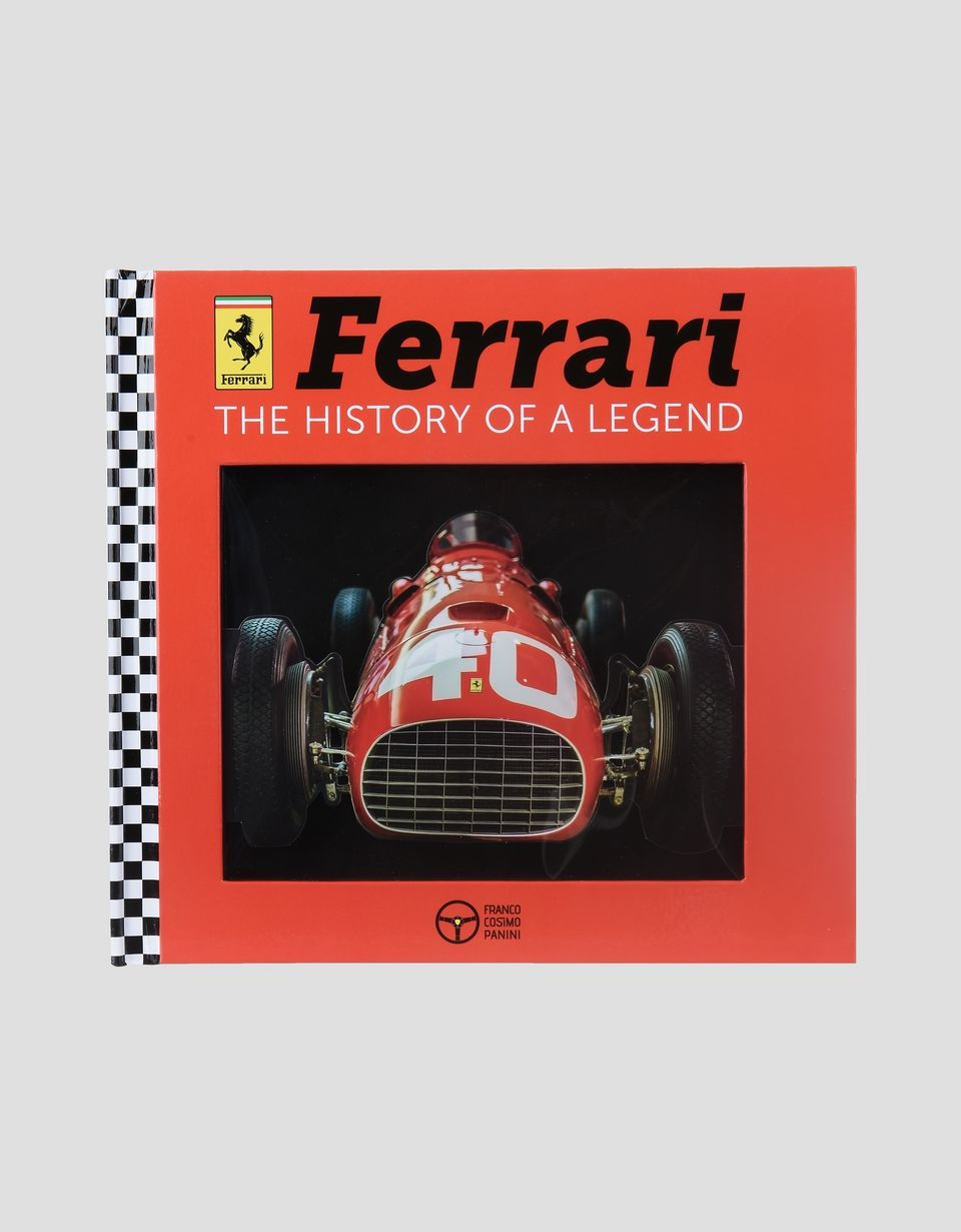 Scuderia Ferrari Online Store - Ferrari, The History of a Legend - English edition -