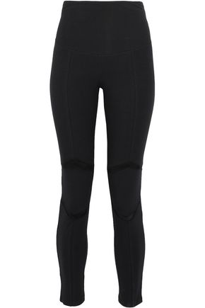 YUMMIE TUMMIE by HEATHER THOMSON Stretch-cotton jersey leggings