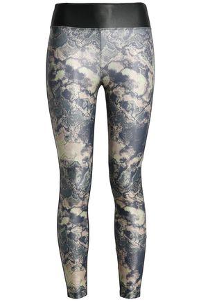 KORAL Printed stretch leggings