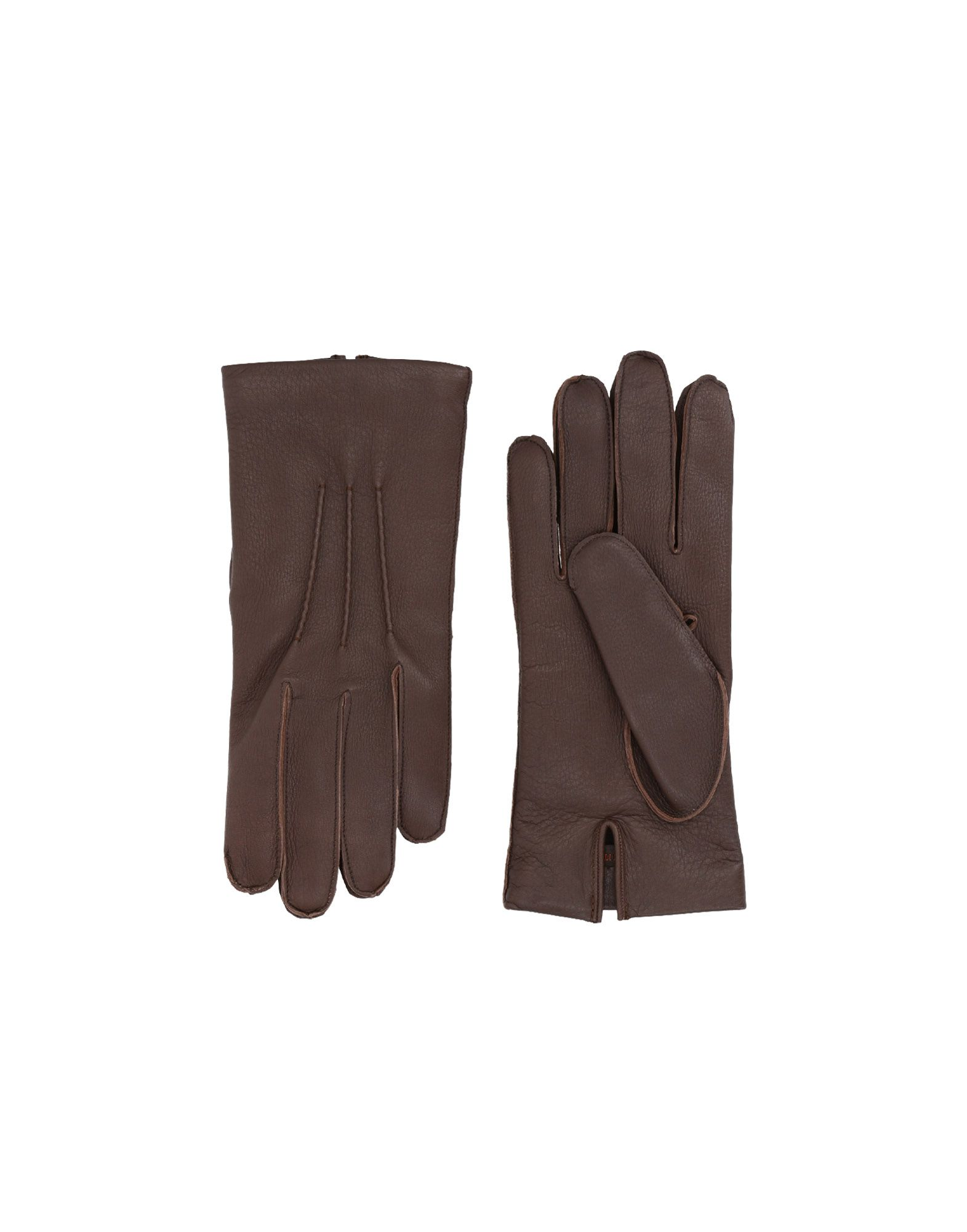 Gloves, Dark Brown