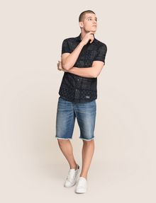 ARMANI EXCHANGE Denim-Shorts Herren d