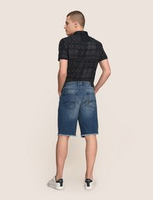 ARMANI EXCHANGE Denim-Shorts Herren e