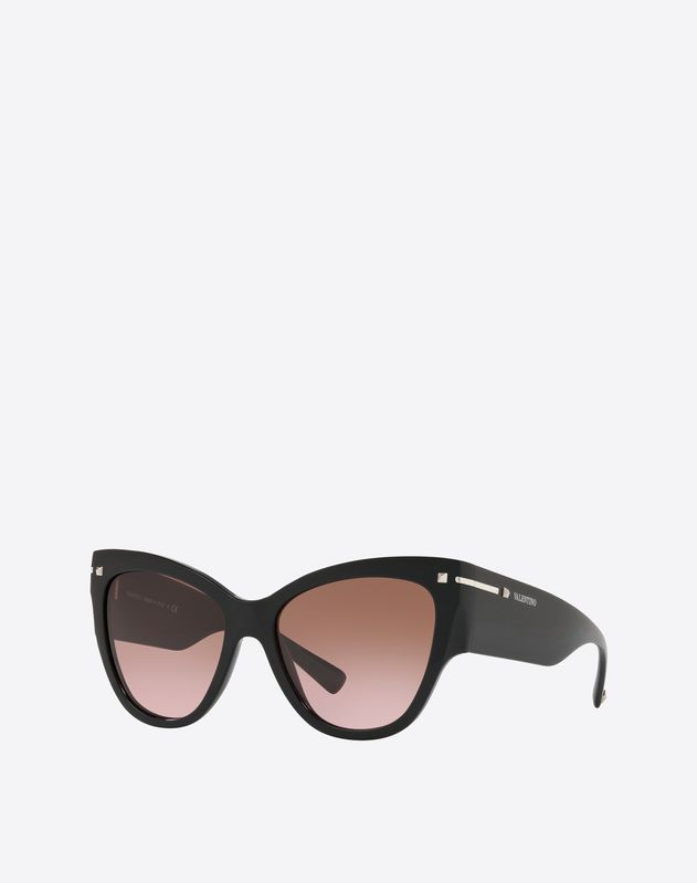 醋酸纤维猫眼太阳镜