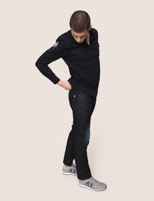 ARMANI EXCHANGE STRAIGHT FIT JEANS Man a