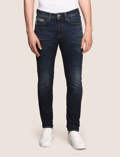 ARMANI EXCHANGE Tapered Jeans Herren F