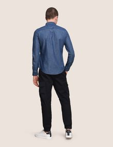 ARMANI EXCHANGE Denim Shirt Man e