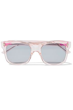 CHRISTOPHER KANE Square-frame acetate sunglasses
