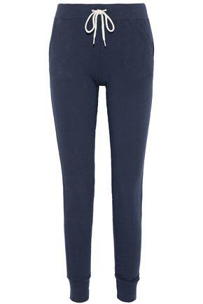 MONROW Cotton-blend track pants