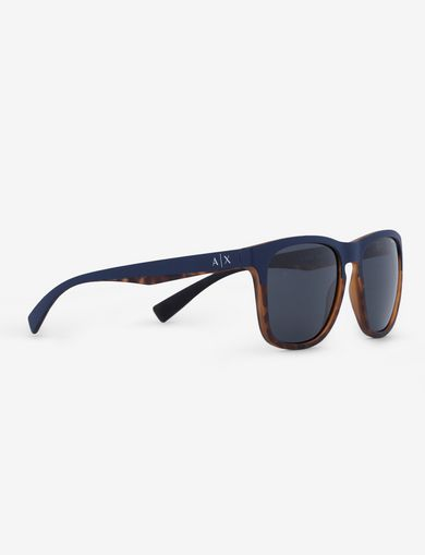BICOLOR TORTOISE RETRO SUNGLASSES