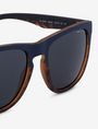 ARMANI EXCHANGE BICOLOR TORTOISE RETRO SUNGLASSES Sunglass Man d