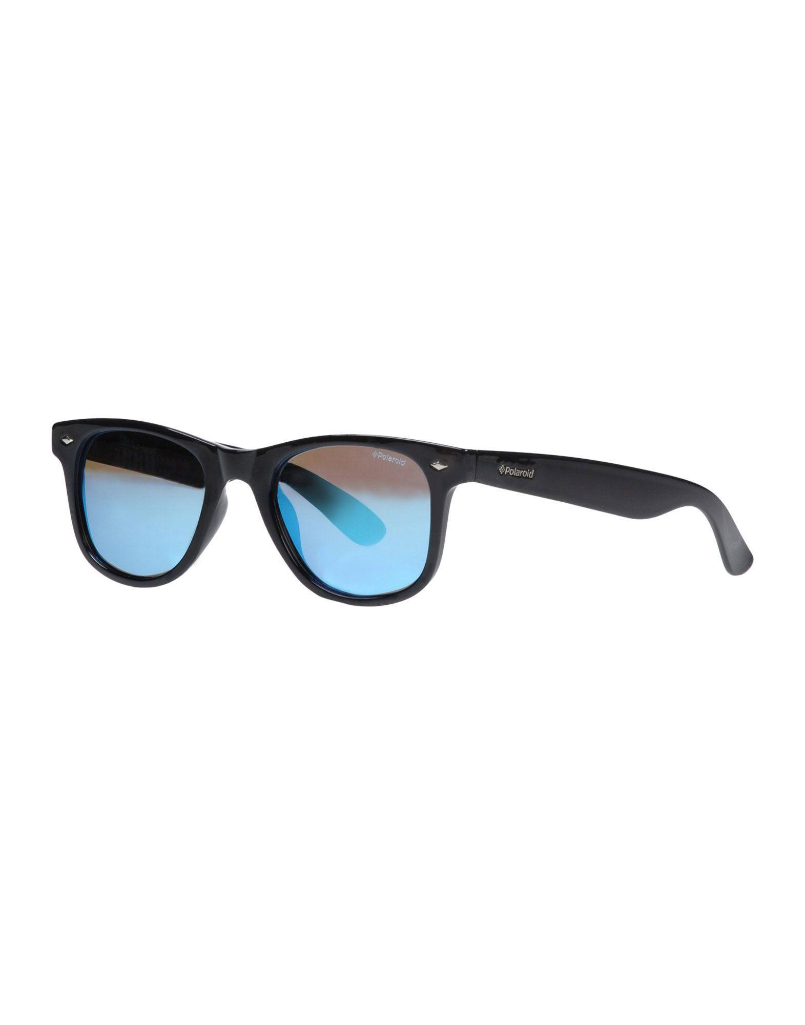 POLAROID Солнечные очки очки велосипедные kellys glance оправа чёрный глянец линзы дымчатые поляризационные