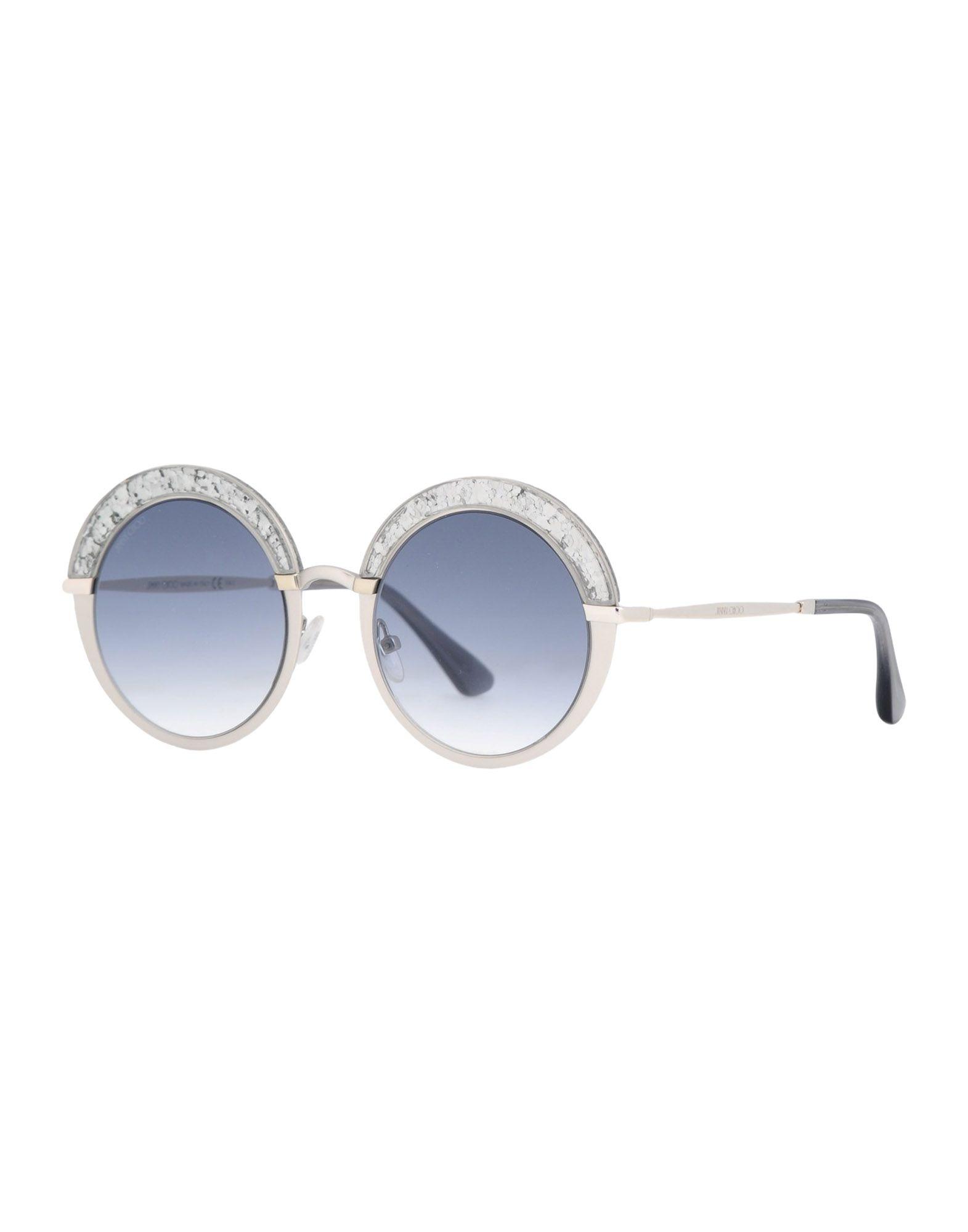 JIMMY CHOO Солнечные очки солцезащитные очки