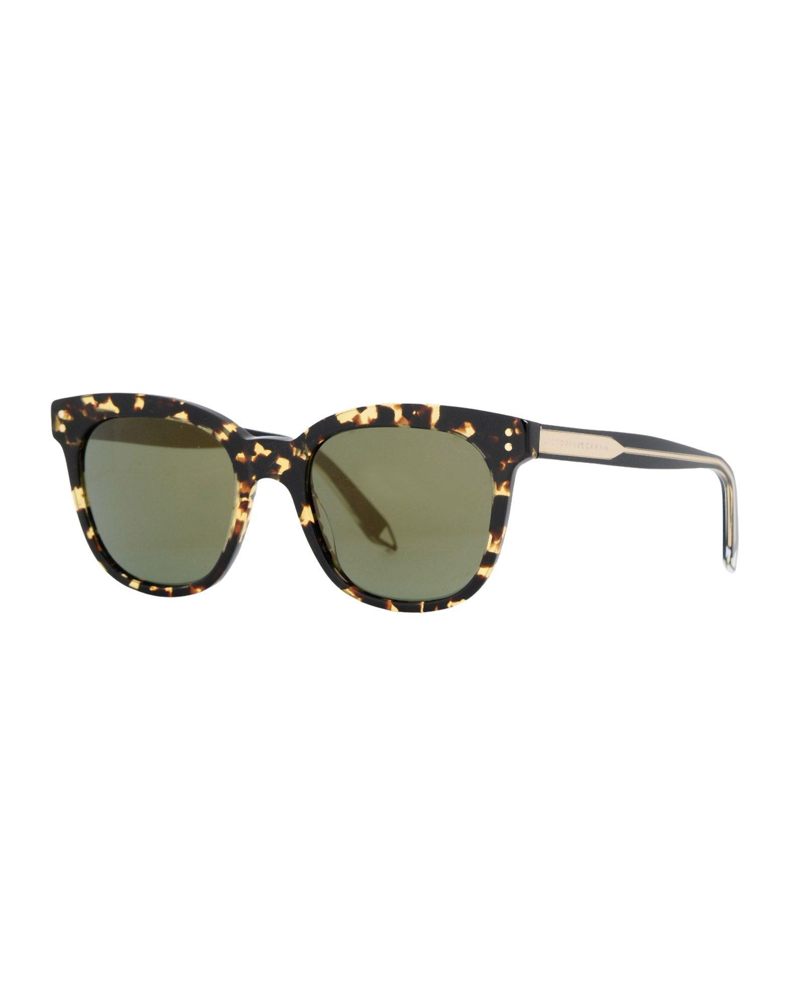 VICTORIA BECKHAM Солнечные очки солцезащитные очки