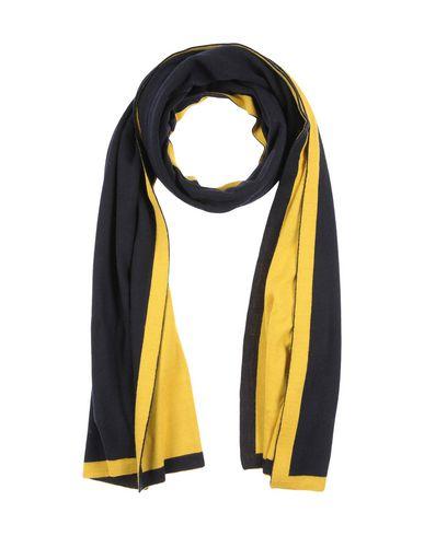 Фото - Мужской шарф  темно-синего цвета