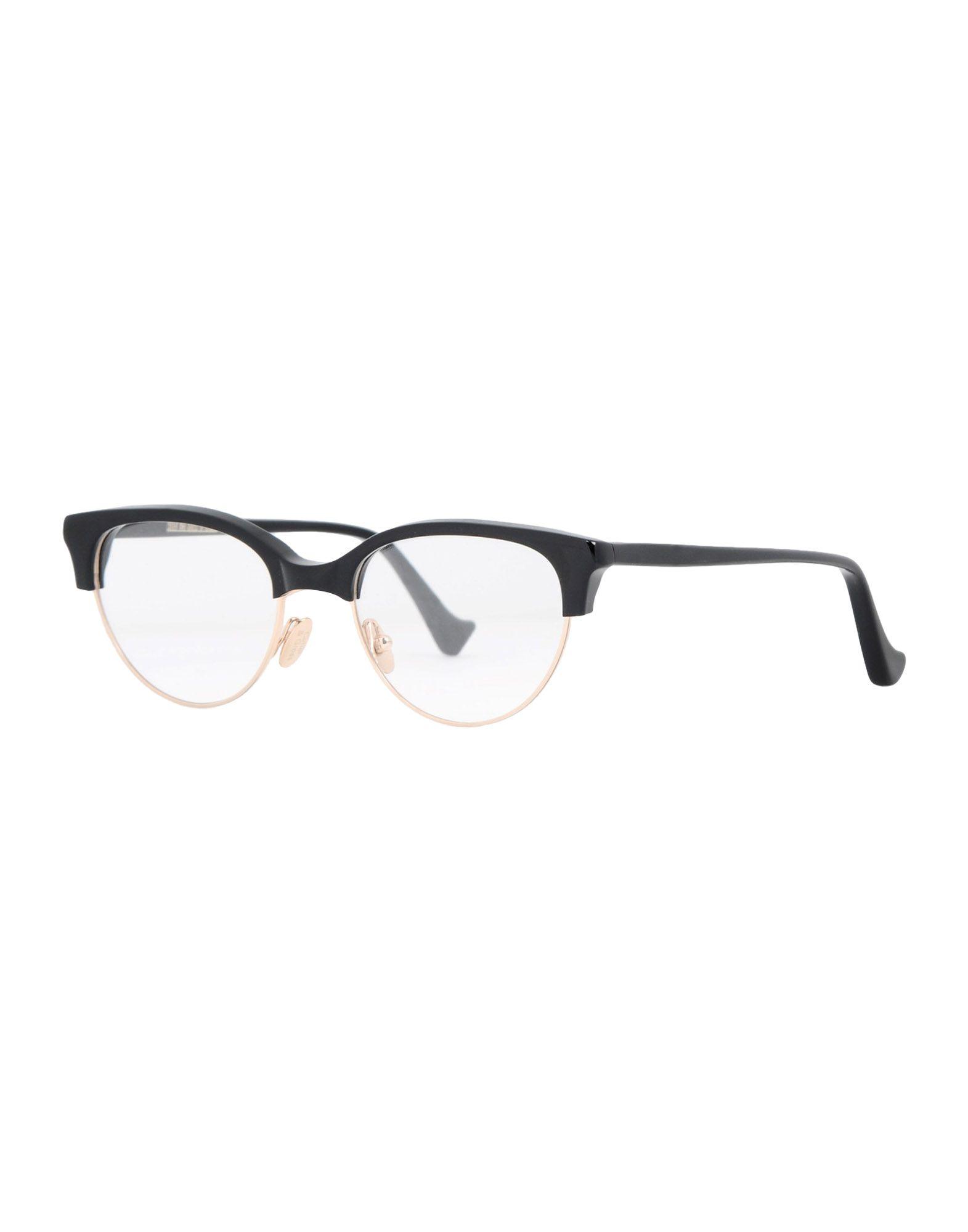 CUTLER AND GROSS Damen Brille Farbe Schwarz Größe 1