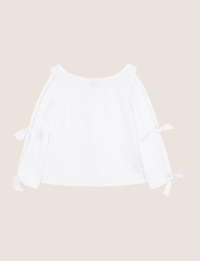 ARMANI EXCHANGE S/L Knit Top Woman R
