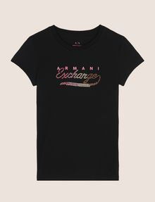 ARMANI EXCHANGE Camiseta con logotipo [*** pickupInStoreShipping_info ***] r