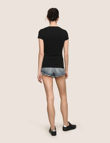 ARMANI EXCHANGE Logo-T-Shirt Damen e