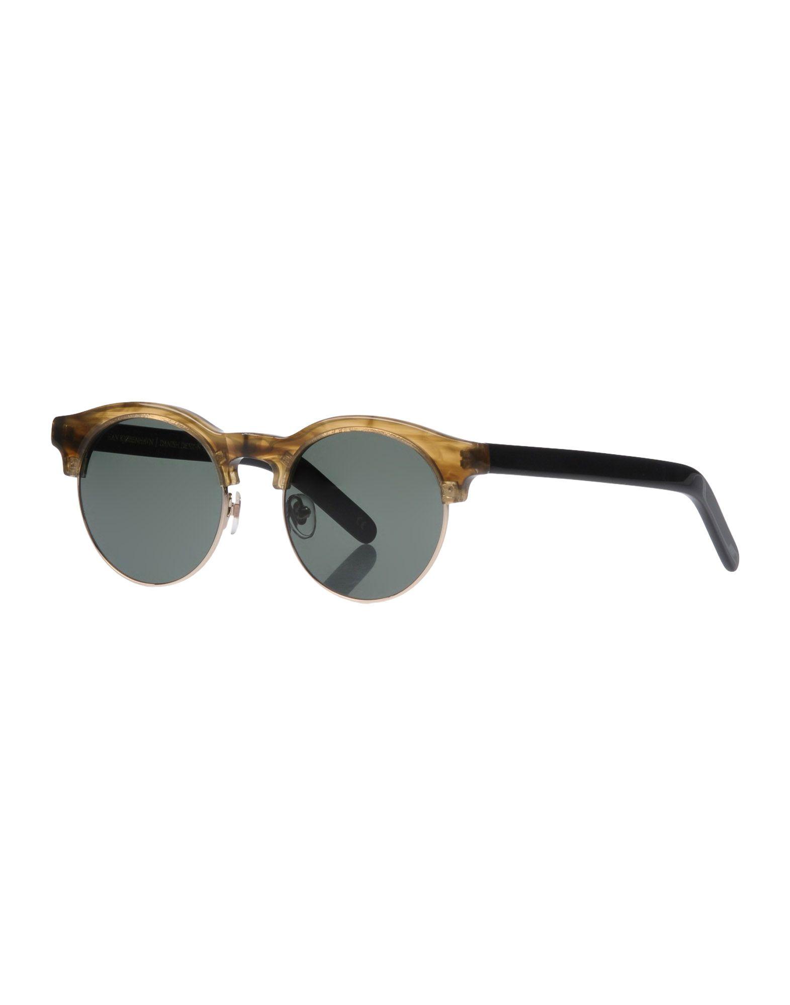 HAN KJØBENHAVN Солнечные очки солцезащитные очки