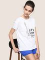 ARMANI EXCHANGE T-Shirt mit Grafik Damen a