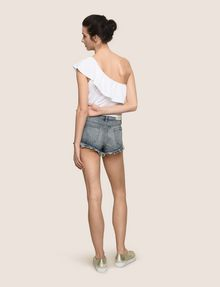 ARMANI EXCHANGE Basic-Top Damen e