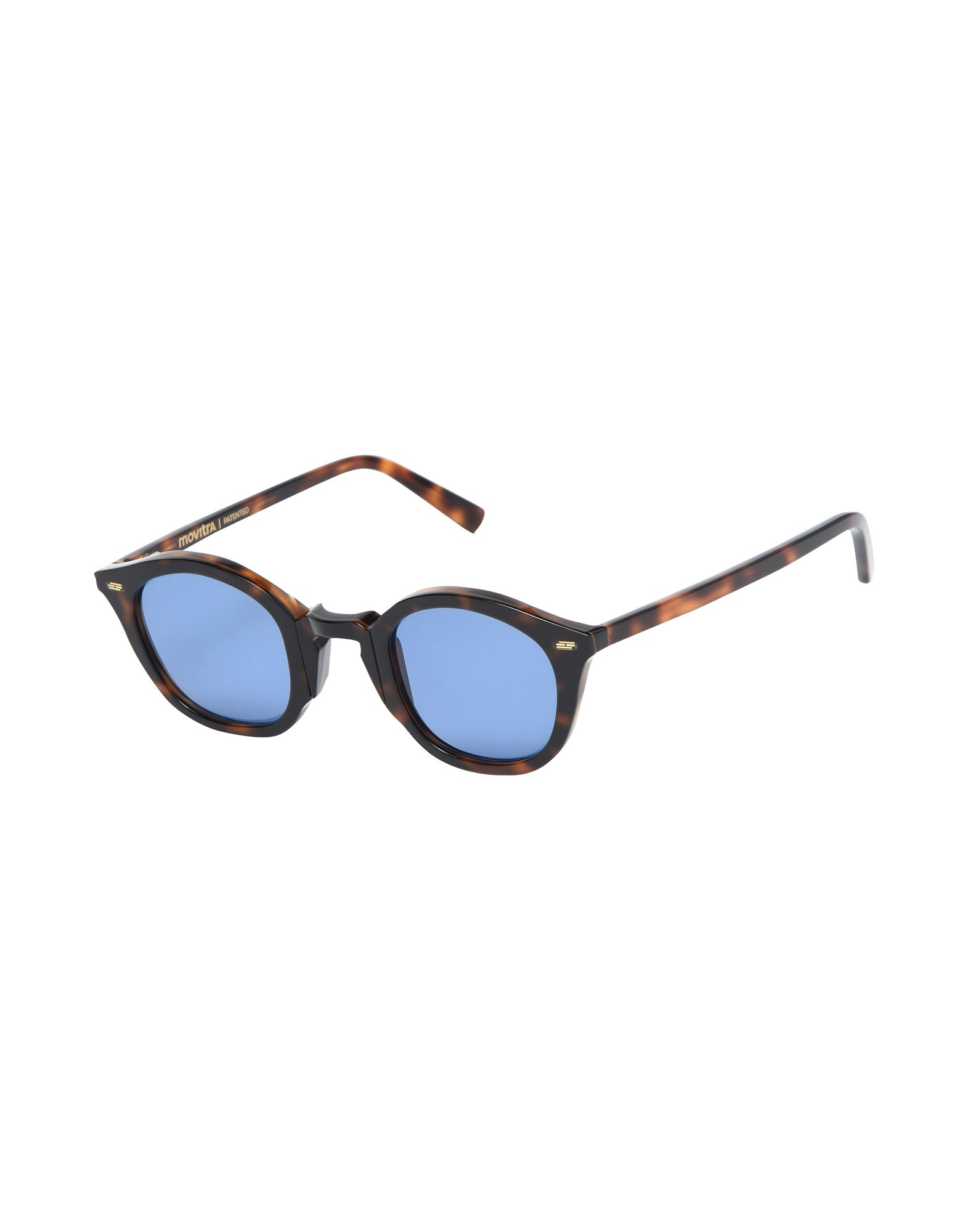 MOVITRA Sunglasses in Dark Brown